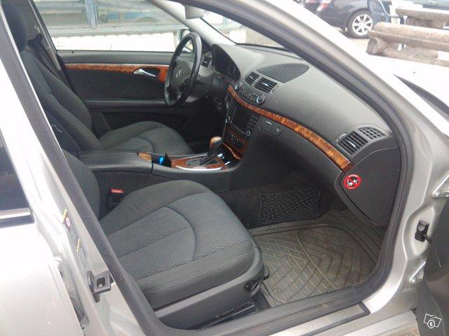 Mercedes-Benz E320 CDI Farmari 6