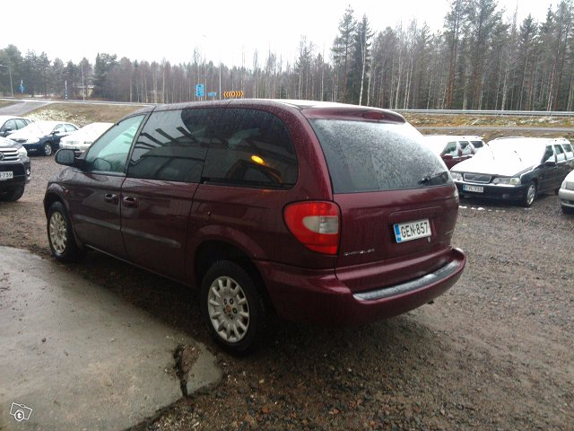 Chrysler Voyager 2.4 Automatic 7-heng 2