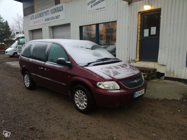 Chrysler Voyager 2.4 Automatic 7-heng 5