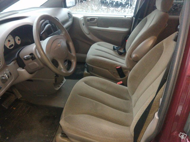 Chrysler Voyager 2.4 Automatic 7-heng 6