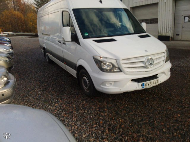 Mercedes-Benz Sprinter P-auto