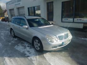 Mercedes-Benz E220 Farmari-7 Hengen, Autot, Ähtäri, Tori.fi
