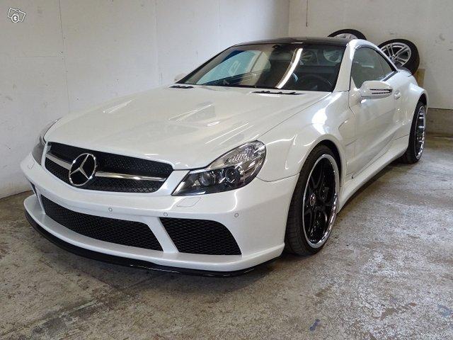 Mercedes-Benz SL 3