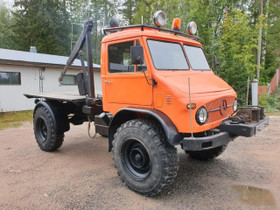 Mercedes-Benz Unimog, Autot, Saarijärvi, Tori.fi