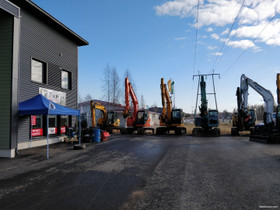 Traktorit Kaivurit Ym Ym, Maatalouskoneet, Työkoneet ja kalusto, Oulu, Tori.fi