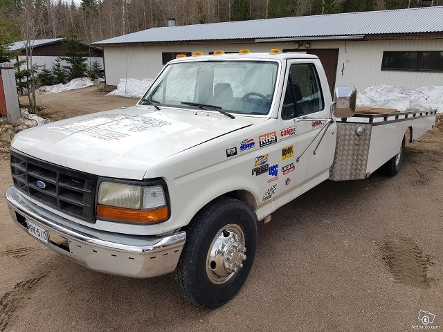 Ford F350 4