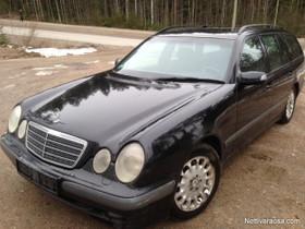 Mercedes E 210 E 320 Cdi osina tai kokonaisena, Autovaraosat, Auton varaosat ja tarvikkeet, Äänekoski, Tori.fi