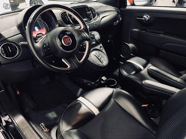 Fiat 500E 4
