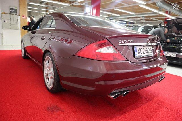 Mercedes-Benz CLS 63 AMG 4