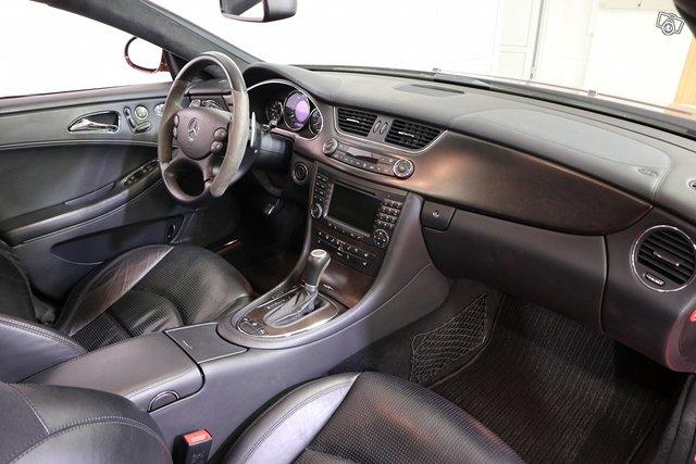 Mercedes-Benz CLS 63 AMG 9