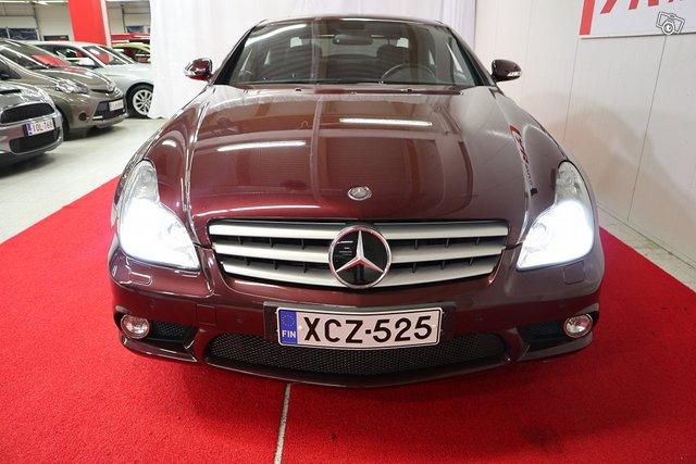 Mercedes-Benz CLS 63 AMG 13