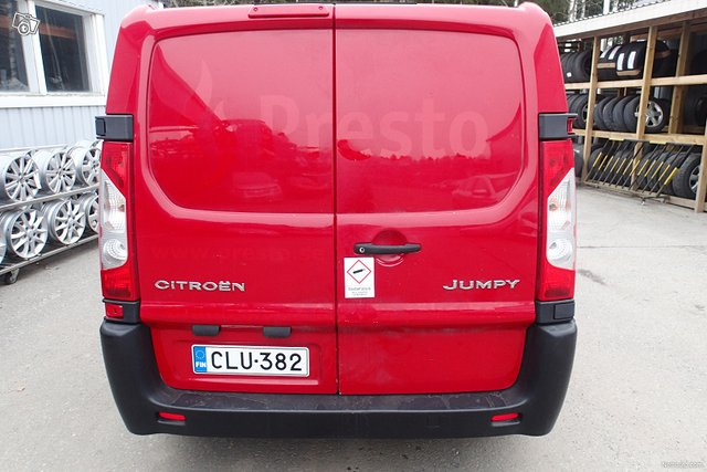 Citroen Jumpy 5