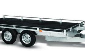 Boro ATLAS 5x2 3000kg Ajorampit, Peräkärryt ja trailerit, Auton varaosat ja tarvikkeet, Heinola, Tori.fi