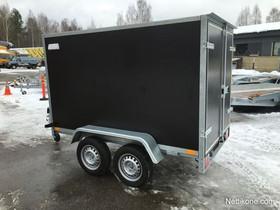 Boro Koppikärry 2,6 X 1,5 X 1,5 750kg Jarruton, Peräkärryt ja trailerit, Auton varaosat ja tarvikkeet, Heinola, Tori.fi