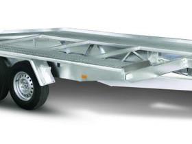 Boro Jupiter 5x2 2700kg Autotrailer, Peräkärryt ja trailerit, Auton varaosat ja tarvikkeet, Heinola, Tori.fi
