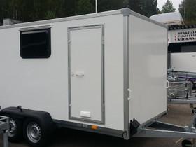 Niewiadow Koppi Traileri 4x2x1,9 2500kg, Peräkärryt ja trailerit, Auton varaosat ja tarvikkeet, Heinola, Tori.fi