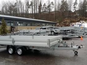 Boro Lenka 5x2 3500 Laidoilla, Peräkärryt ja trailerit, Auton varaosat ja tarvikkeet, Heinola, Tori.fi