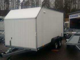 Niewiadow Koppikärry 4x2x1,9 2700kg, Peräkärryt ja trailerit, Auton varaosat ja tarvikkeet, Heinola, Tori.fi
