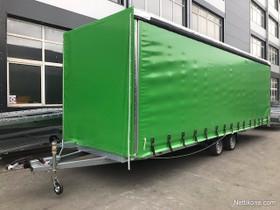 Niewiadow ATLAS 6,5x2,3x2 3500kg Liukukapeli, Peräkärryt ja trailerit, Auton varaosat ja tarvikkeet, Heinola, Tori.fi