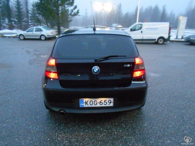 BMW 118 8