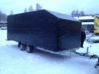 Boro ATLAS 6x2,2x1,9 3500 Kg Pressu
