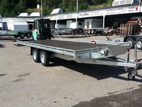 Boro Atlas 6x2,3 2700kg, Peräkärryt ja trailerit, Auton varaosat ja tarvikkeet, Heinola, Tori.fi