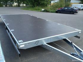 Boro ATLAS 6 X 2,5 3000kg Lavettikärry, Peräkärryt ja trailerit, Auton varaosat ja tarvikkeet, Heinola, Tori.fi