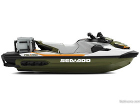 Sea-Doo FISH PRO 170 White/Night Green, Vesiskootterit, Veneet, Asikkala, Tori.fi