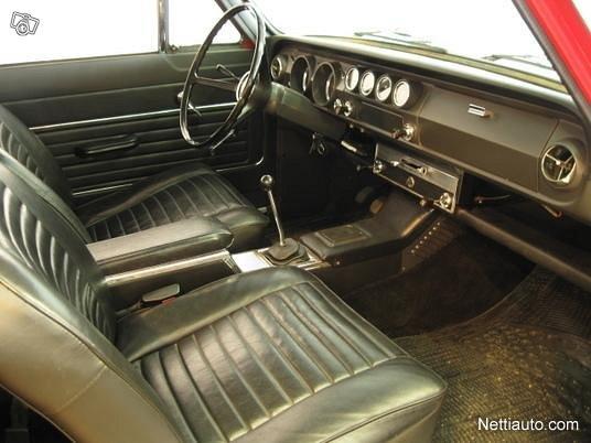 Ford Cortina 6