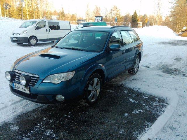 Subaru OUTBACK Legasy 4X4