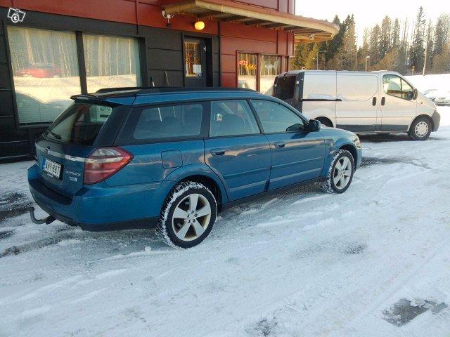 Subaru OUTBACK Legasy 4X4 2