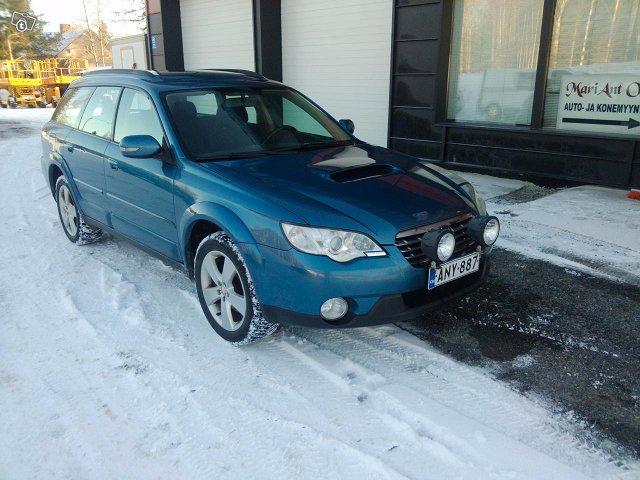 Subaru OUTBACK Legasy 4X4 10