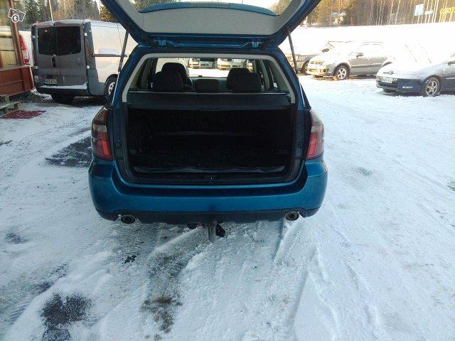 Subaru OUTBACK Legasy 4X4 12