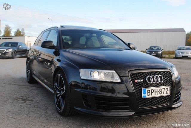 Audi RS6 2