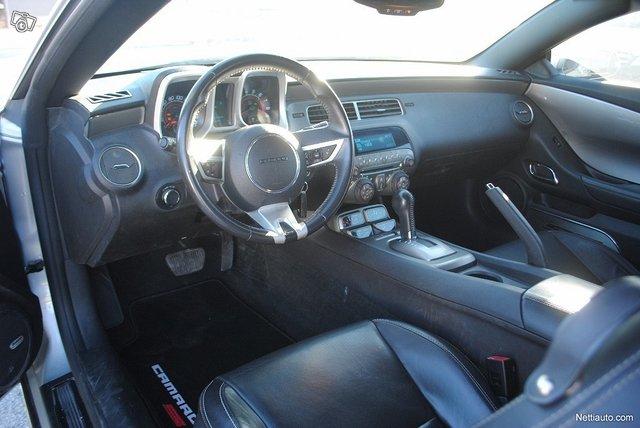 Chevrolet Camaro 14
