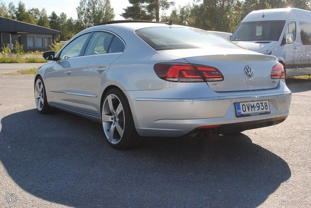 Volkswagen Passat CC 3