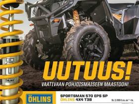 Polaris Sportsman, Mönkijät, Moto, Lappeenranta, Tori.fi