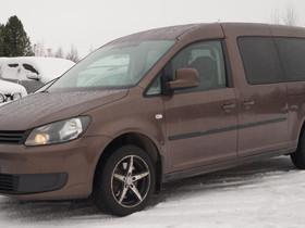 Volkswagen Caddy Maxi, Autot, Ikaalinen, Tori.fi