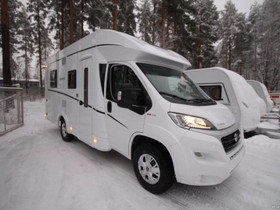 Dethleffs Trend T 6557 DBM, Matkailuautot, Matkailuautot ja asuntovaunut, Joensuu, Tori.fi