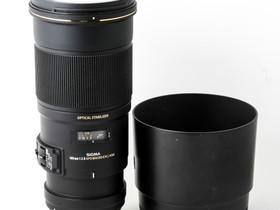 Käytetty Sigma 180mm f/2.8 EX DG OS HSM Macro Cano, Objektiivit, Kamerat ja valokuvaus, Turku, Tori.fi