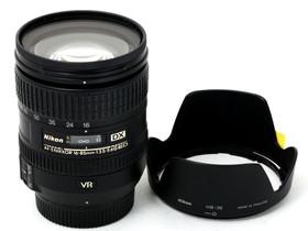 Käytetty Nikkor AF-S DX 16-85mm f/3.5-5.6G VR, Objektiivit, Kamerat ja valokuvaus, Turku, Tori.fi