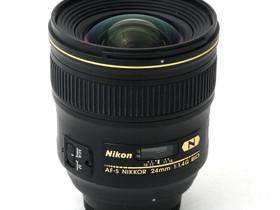 Käytetty Nikkor AF-S 24mm f/1.4G, Objektiivit, Kamerat ja valokuvaus, Turku, Tori.fi
