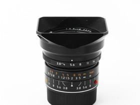 Käytetty Leica Super-Elmar-M 18mm f/3.8 ASPH., Objektiivit, Kamerat ja valokuvaus, Turku, Tori.fi