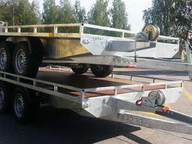 Niewiadow ATLAS 4x2 2700kg, Peräkärryt ja trailerit, Auton varaosat ja tarvikkeet, Heinola, Tori.fi