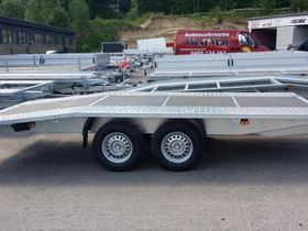 Niewiadow Jupiter 4,5x2 2700kg Täytteellä Lowliner, Peräkärryt ja trailerit, Auton varaosat ja tarvikkeet, Heinola, Tori.fi