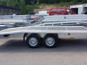 Niewiadow Jupiter 5x2 2700kg Täytteellä, Peräkärryt ja trailerit, Auton varaosat ja tarvikkeet, Heinola, Tori.fi