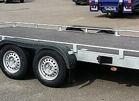 Niewiadow Atlas Kb 5x2 3500kg, Peräkärryt ja trailerit, Auton varaosat ja tarvikkeet, Heinola, Tori.fi