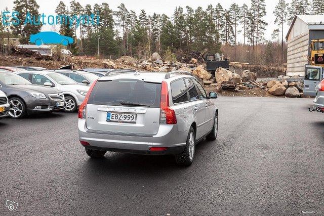 Volvo V50 5