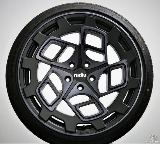 "19"" Kesärenkaat Audi Mersu Skoda Vw Seat"