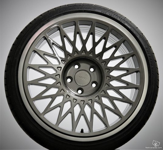 "18"" Kesärenkaat Audi Mersu Skoda Vw Seat"